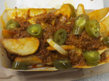 Chili Cheese Fries - Jack in the Box