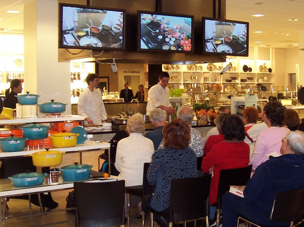 Demonstration Cooking nibbles of tidbits, a food blogcooking classes archives - nibbles