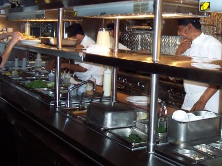Restaurant Kitchen Pass nibbles of tidbits, a food blogorange hill restaurant archives