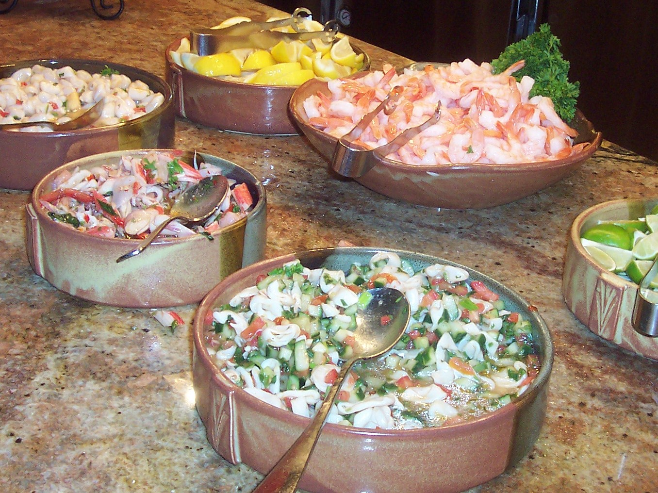 Valley view casino lobster buffet