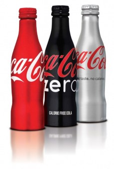 Coca-Cola's New Aluminum Bottles