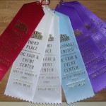 OC Fair Culinary Arts Competition Ribbons