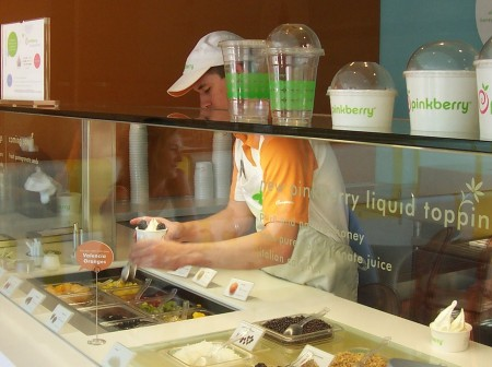 Pinkberry, Open Sesame 015