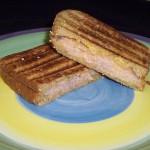 Ham & American Cheese Panini