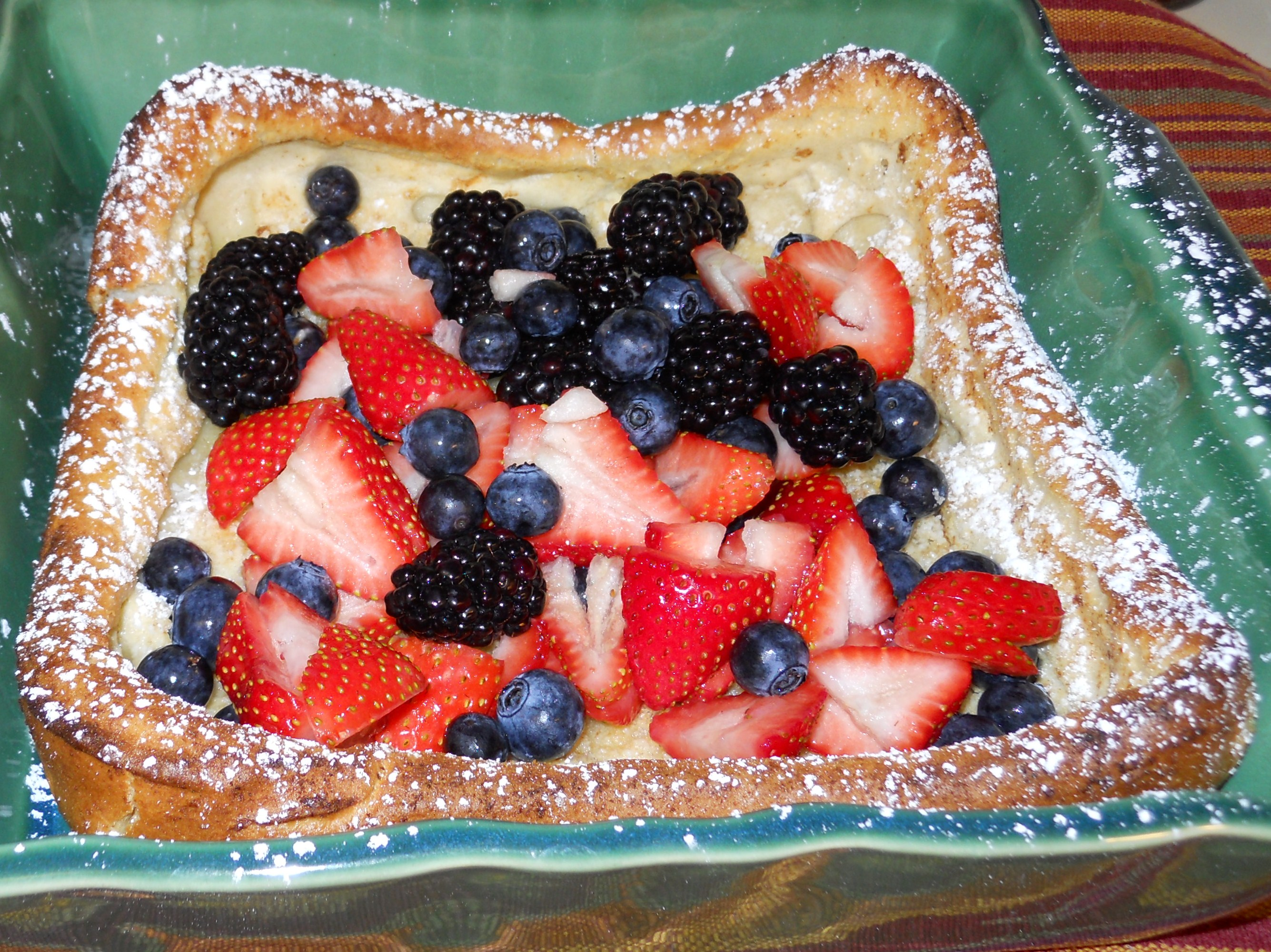 Nibbles of tidbits a food blogwhoa baby its a dutch baby german its a german pancake thats easy to make and impressive to serve itll definitely be on the menu at my next brunch party i located several recipes forumfinder Gallery