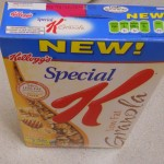 Special K Low-Fat Granola