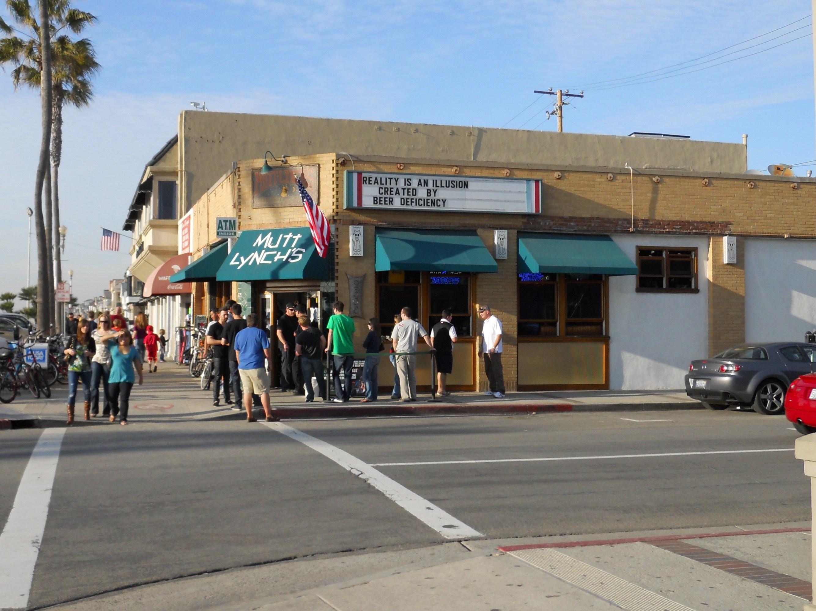 Baja Beach Cafe Newport Menu