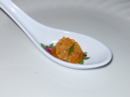 Amuse Bouche at 50 Forks