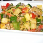 Melange of Winter Vegetables (blurry, thus not enlargable)