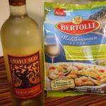 Bertolli & Pinot Grigio Pairing