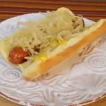 Kraut & Mustard Dog
