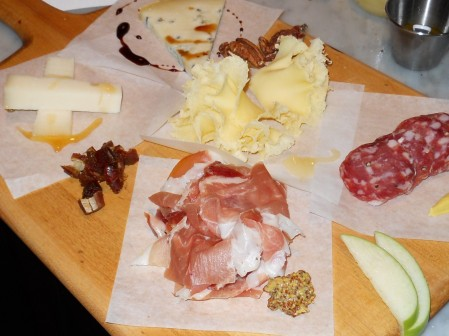 Cheese & Charcuterie at SideDoor