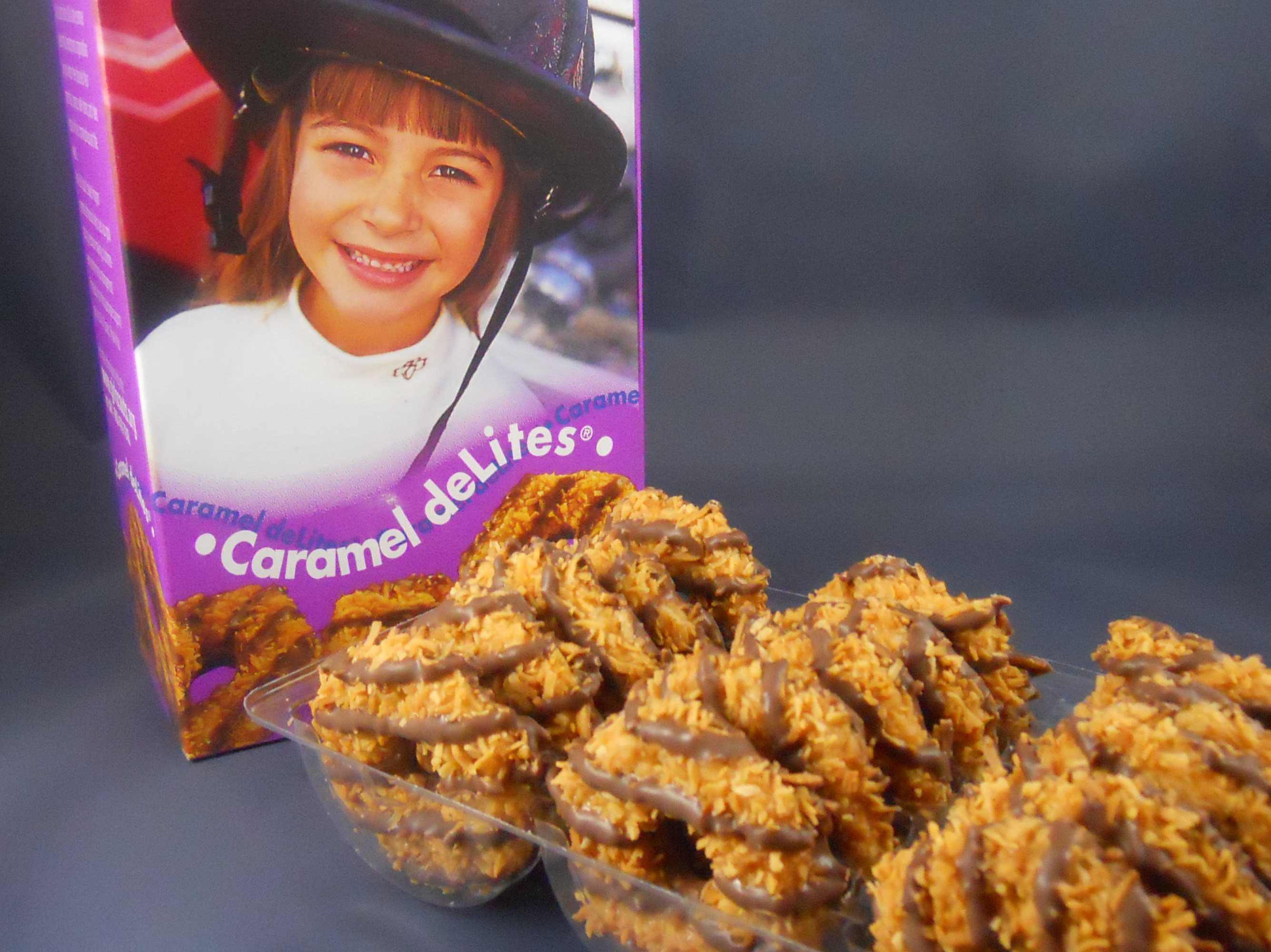 Samoas Brownie from Healthy Highness (Review)