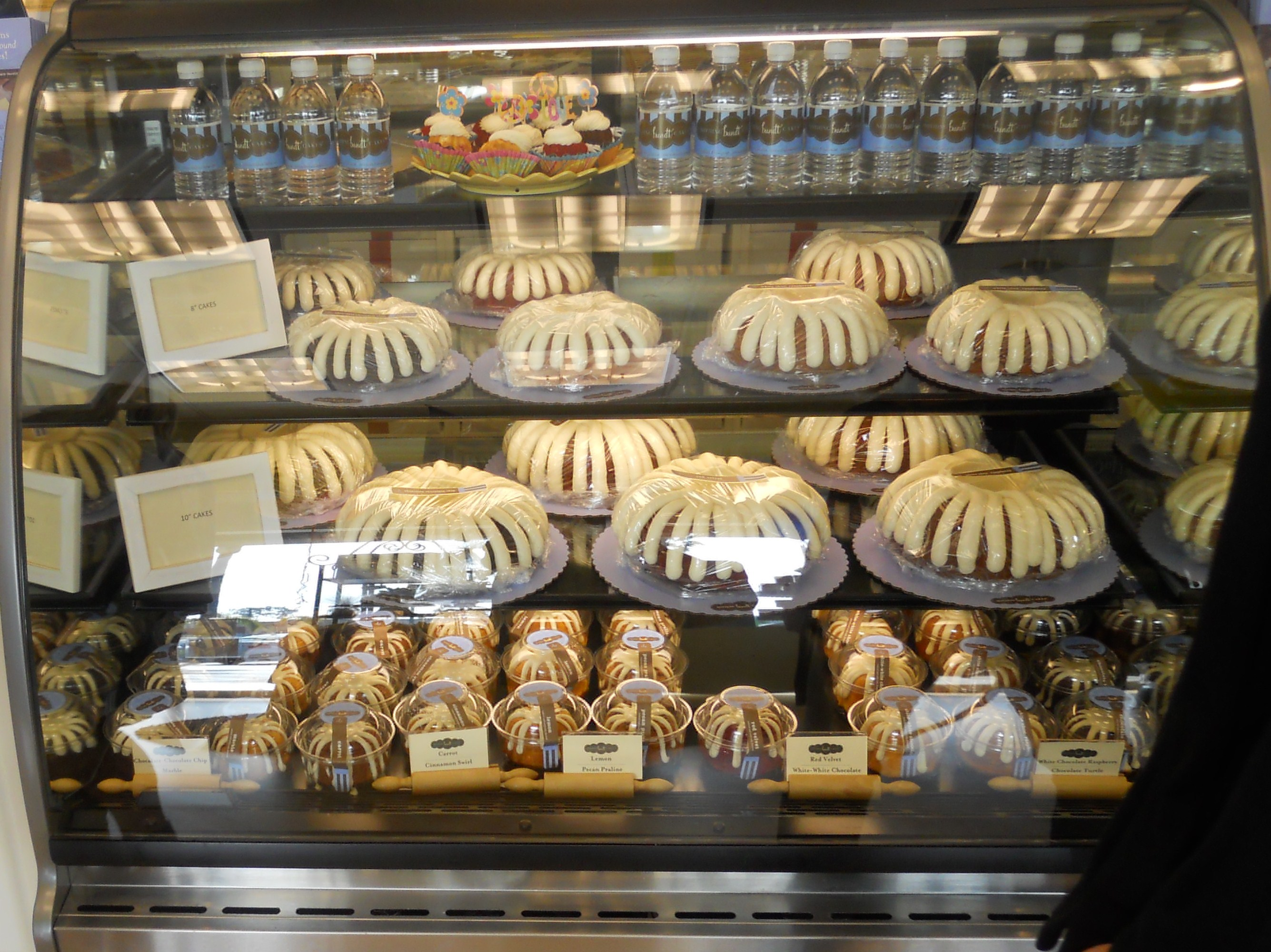 Nibbles of Tidbits a Food BlogNothing Bundt Cakes So Yummy Youll