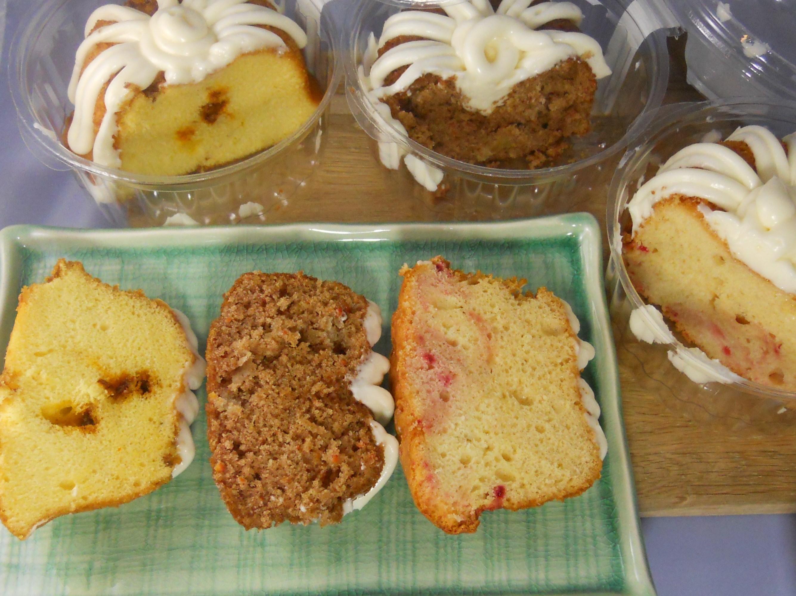 Calories In Carrot Cake Bundlet