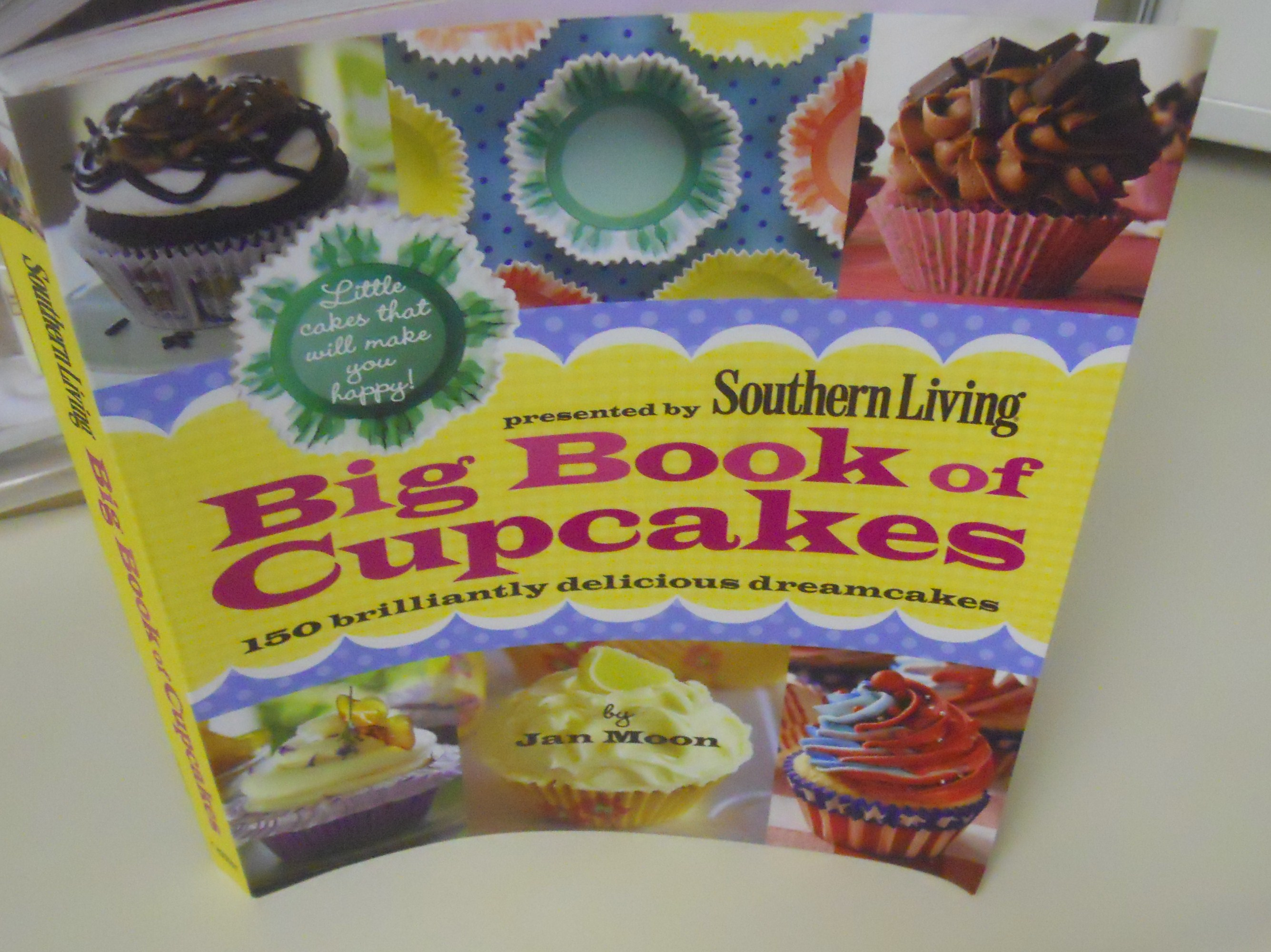... pages tabbed, but started with the Monkey Bread Jumbo Cupcakes