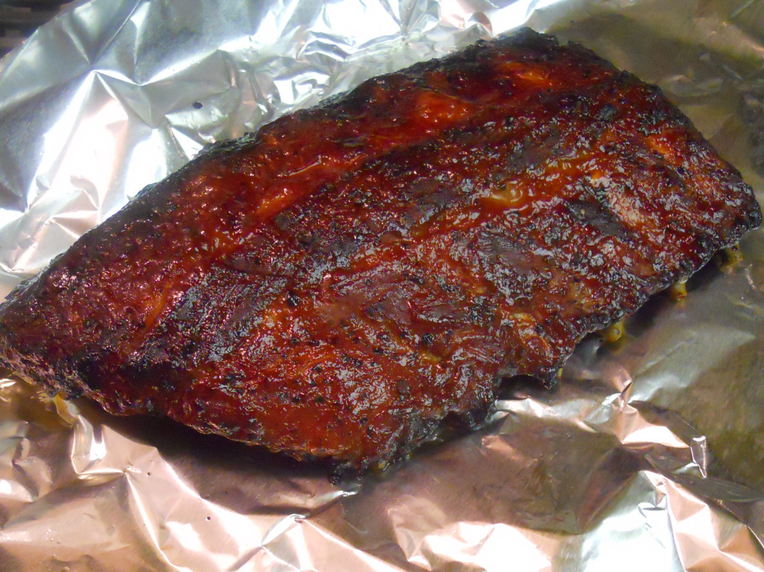 have you tried houston s bbq pork ribs aka knife fork ribs they re ...