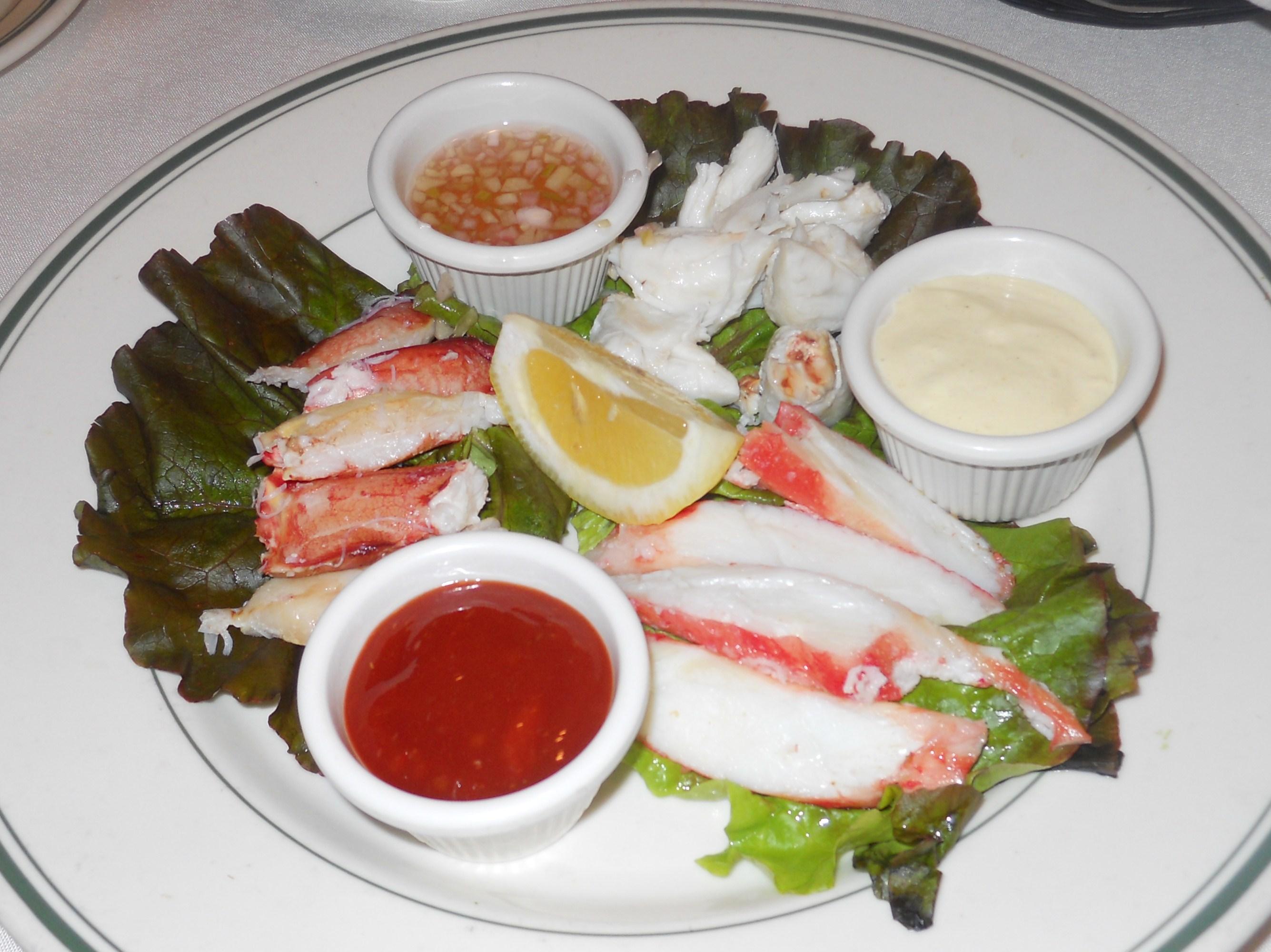Nibbles of tidbits a food blogthe original fish company for Fish company los alamitos menu