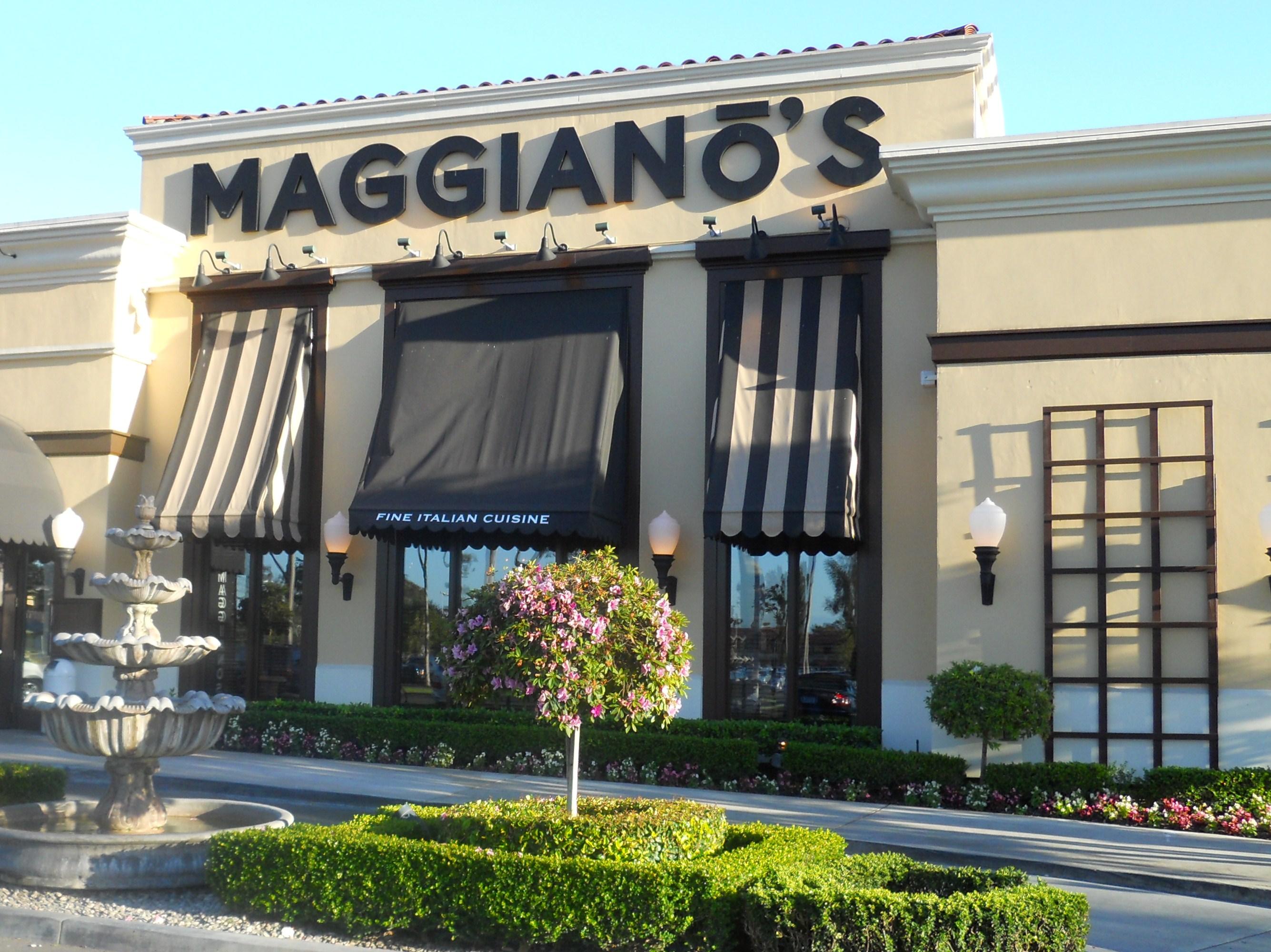 Italian Restaurants By South Coast Plaza