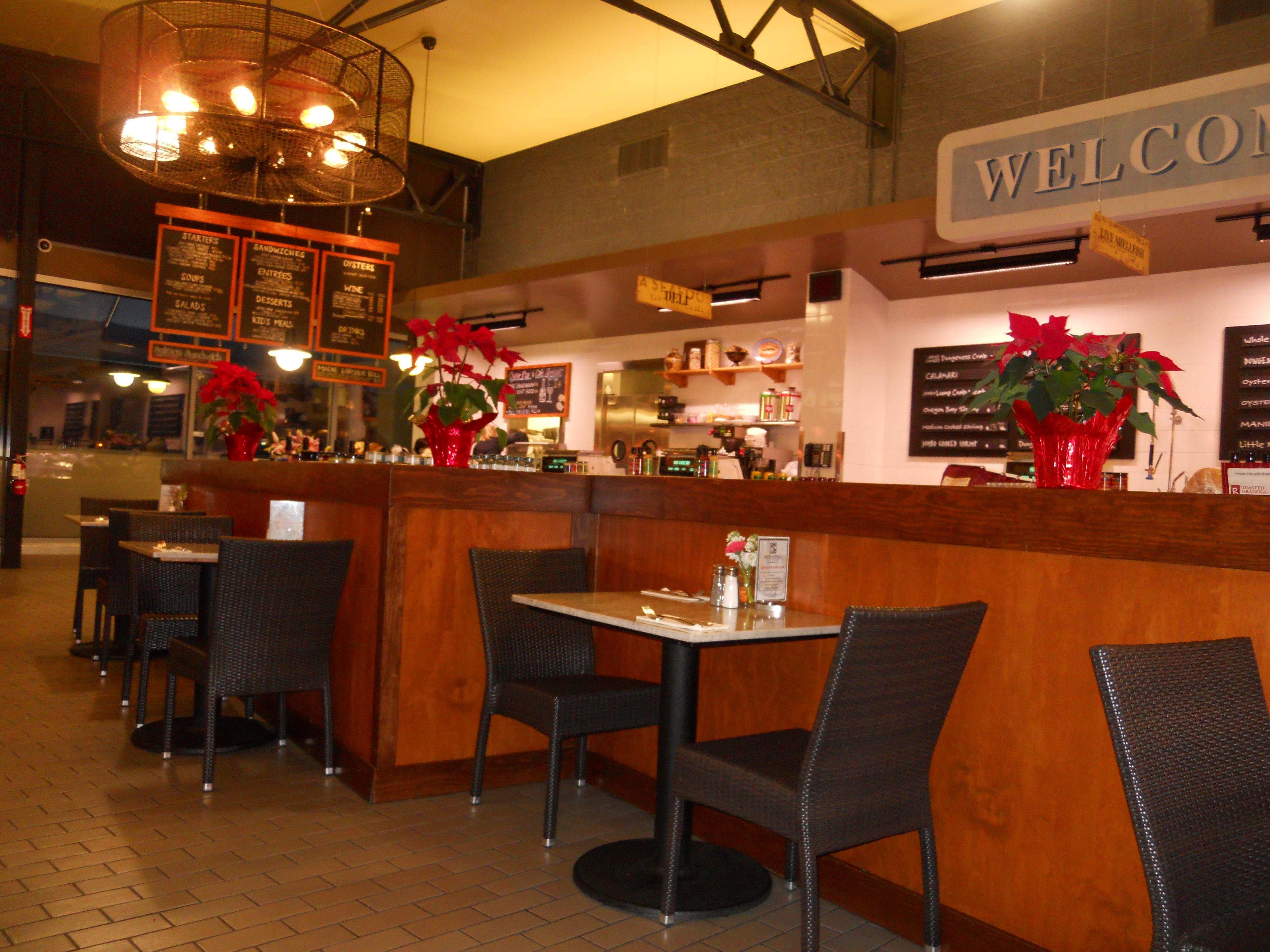 Nibbles of tidbits a food blogi kissed a lobster roll at for Food bar santa monica
