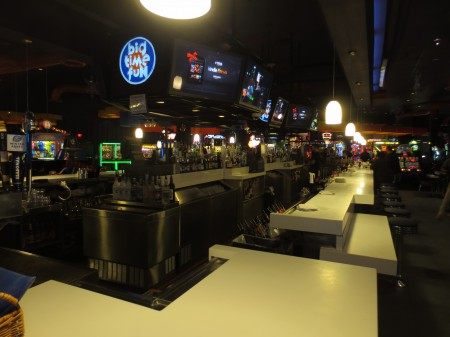 Dave & Buster's 100