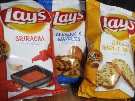 Lays Chip Contest 002