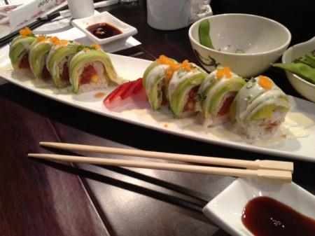 Sushi - Aloha Roll
