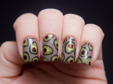 Avocado Nails