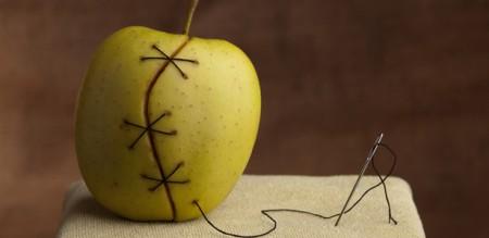 Apple Sewn