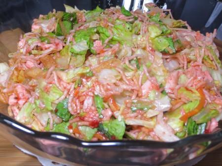 Ho Sum Salad 011