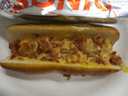 Sonic Hot Dog 009