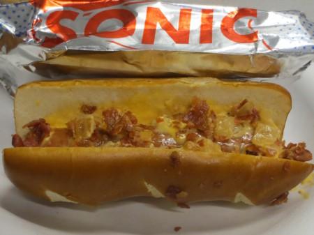 Sonic Hot Dog 012