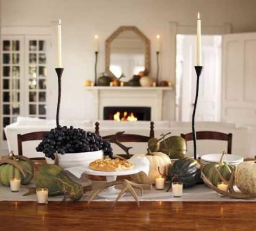 Halloween/Thanksgiving Table 1