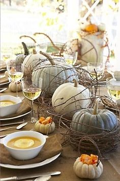 Pumpkin Table 2