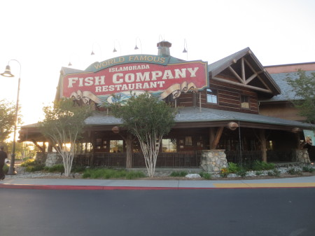 Bass Pro Shop Restaurant
