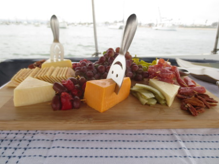 Cheese Platter Boat Ride 001