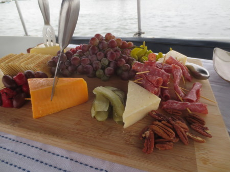 Cheese Platter Boat Ride 013