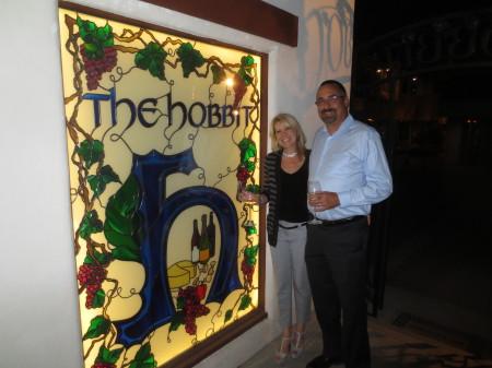 Matt & Me at The Hobbit