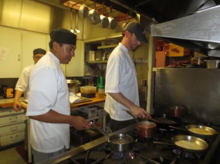 The Hobbit Chefs in the Kitchen