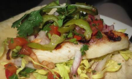 Bistango Fish Tacos