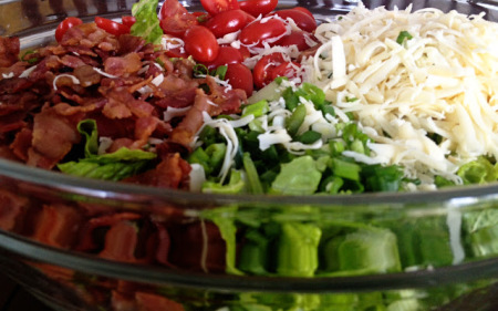 Red and Green Food 7