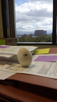 Easter Egg at Work