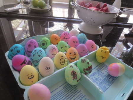 Funny Easter Eggs by Bailee and Lexi Breneman