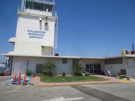 Fullerton Airport