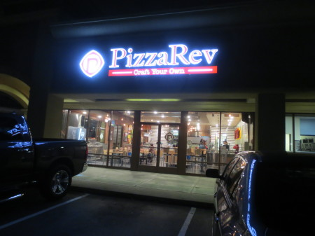 Pizza Rev La Habra