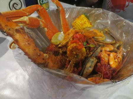Nine Seafood