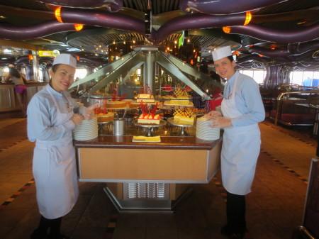 Carnival Cruise Desserts
