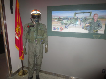 Owner's Father's Uniform