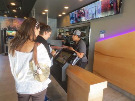 Taco Bell in Irvine