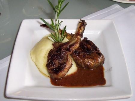 Bayside Lamb Chops
